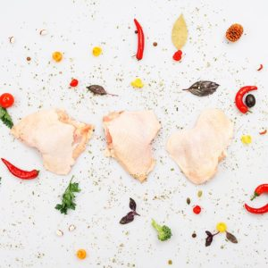 Фото - Куриные бедрышки