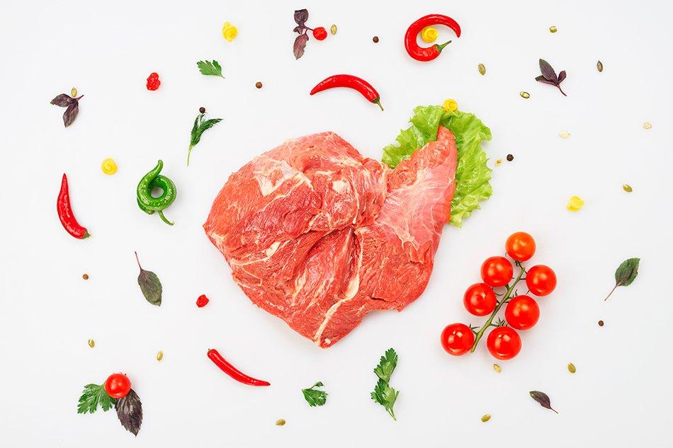 Фото - Посмотри на этот лакомый кусочек мяса