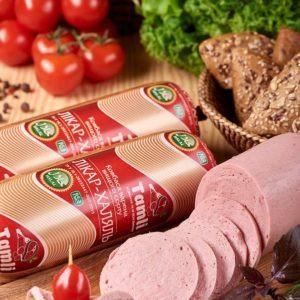 Колбаса вареная «доктор-халял», в\с, за 1 кг
