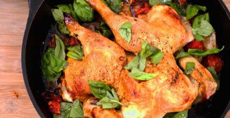 Блюда из курицы фото 3