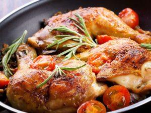 Блюда из курицы фото 6