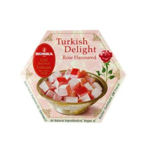 Рахат лукум рожевий турецька захоплення, 250 грам