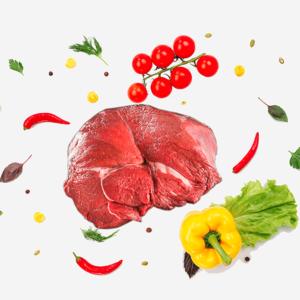 Фото - Окорок телятина за 1 кг