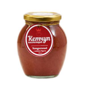 Фото - Натуральный кетчуп, 330Г