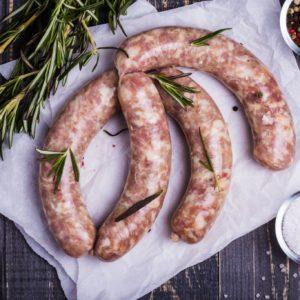 Натуральные колбаски из баранины