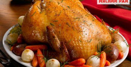Як запекти курку в духовці