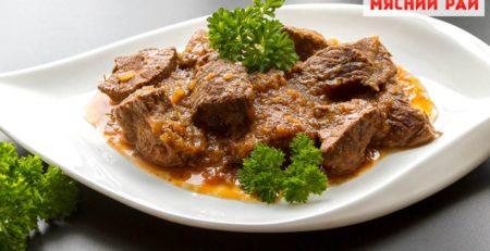 Як тушкувати м'ясо. Витрачений час того вартий