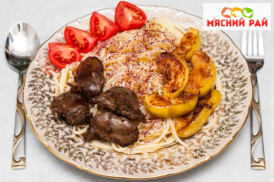 Фото - Печень индейки – рецепты блюд для настоящих гурманов
