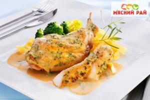 Блюда из мяса кролика