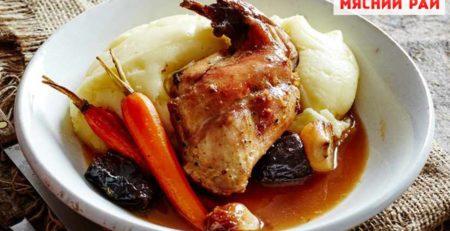 Как приготовить кролика в мультиварке: самые вкусные рецепты!