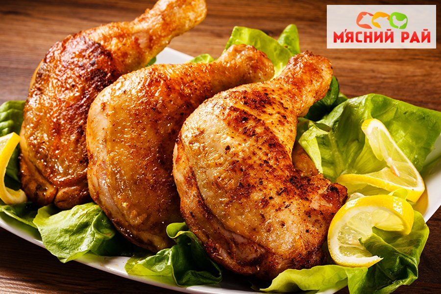 Фото - Большое количество способов приготовить куриный окорок