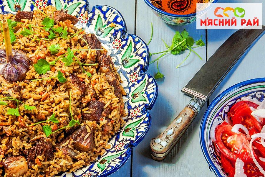 Фото - Плов из баранины – это не просто вкусный ужин, а целое искусство