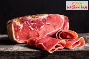 Мясо вяленое в домашних условиях
