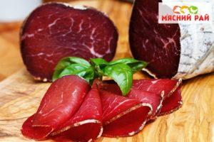 Фото - Вяленое мясо дома