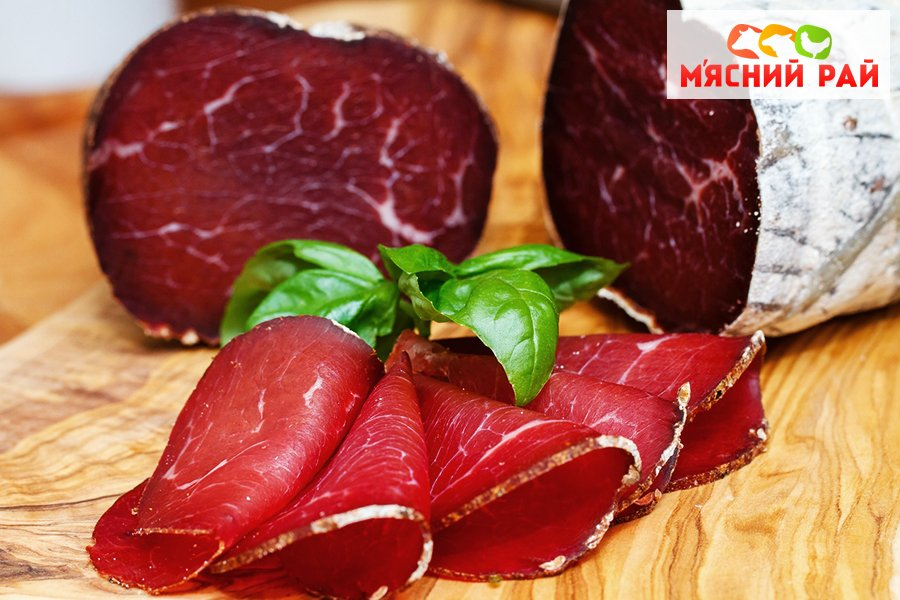 Фото - Вяленое мясо в домашних условиях – это настоящее объедение