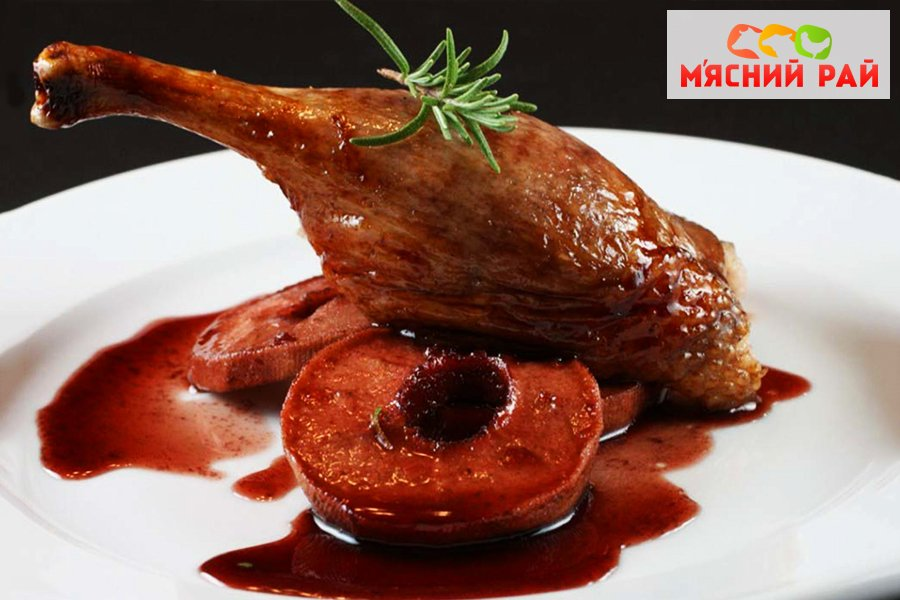 Вкусные блюда из утки
