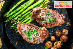 Фото - Как приготовить стейк из говядины на сковороде