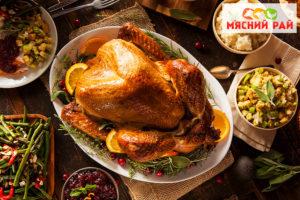 Как приготовить индейку ко дню благодарения