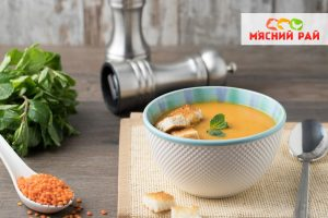 Суп с уткой рецепт