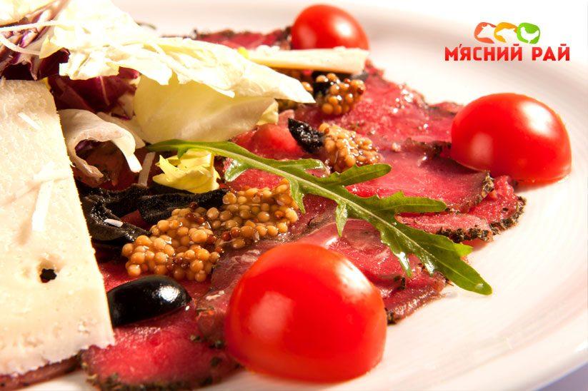 Фото - Карпаччо — тонкий шедевр итальянской кухни