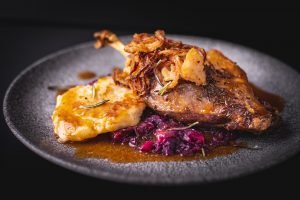 рецепти страв з качки в духовці