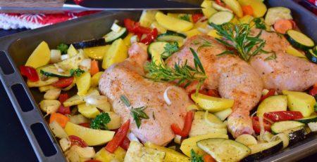 куряче м'ясо рецепти