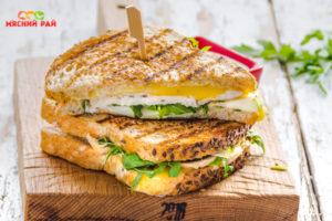 бутерброд з індичкою