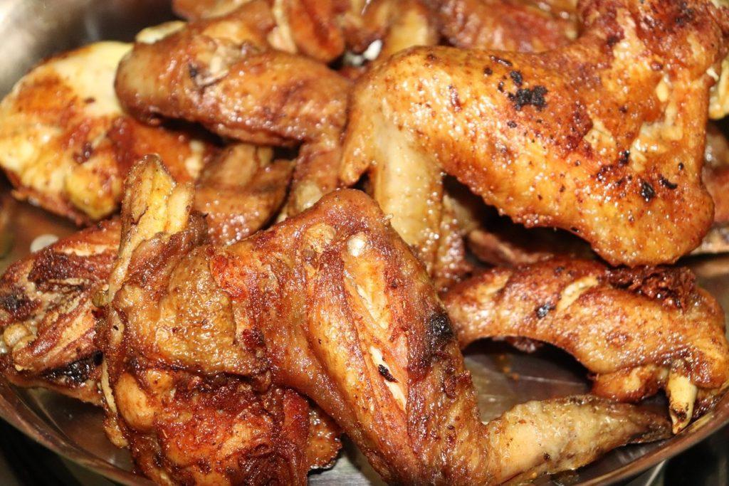 лучшие другое копченые куриные крылышки рецепт с фото пошагово девочки именинным тортом