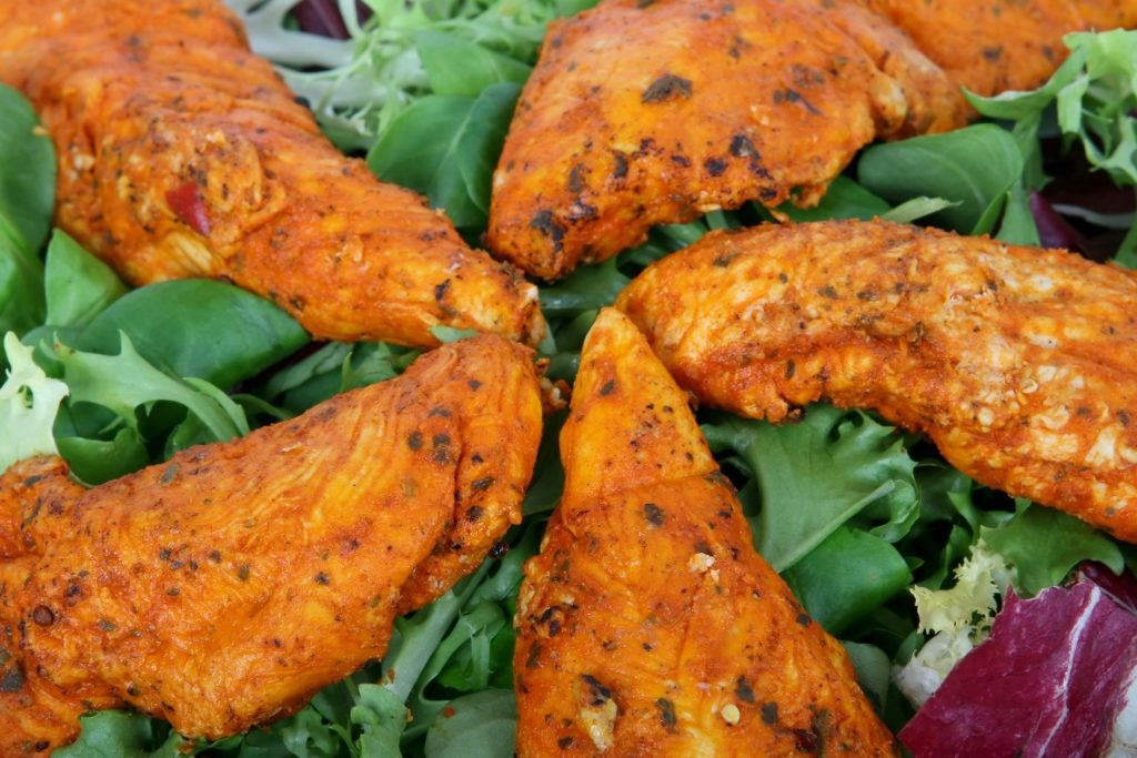 блюда из филе индейки
