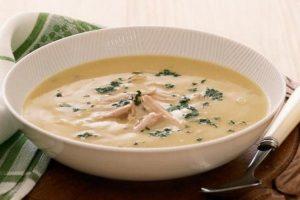 курячий крем-суп