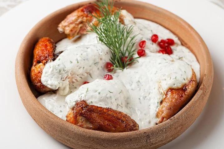 мясо цыпленка рецепты