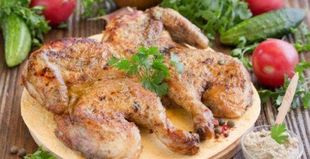 страви з курчати