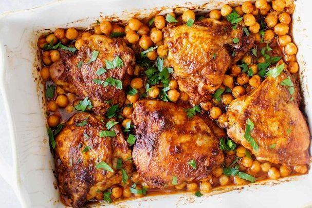 куриные бедра рецепты