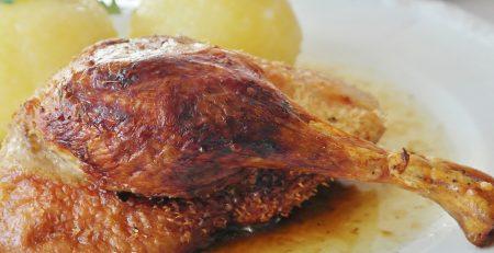 м'ясо качки