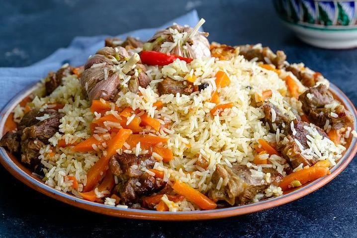 Фото - Восточные блюда из баранины