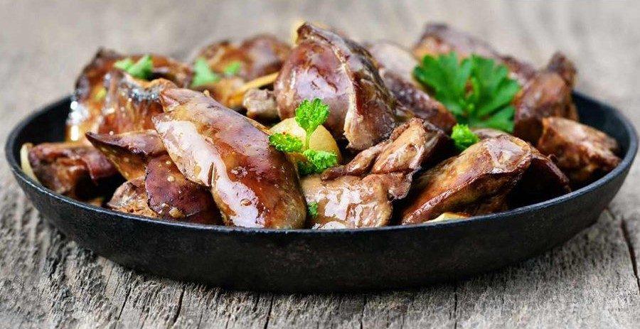 Фото - Готовим блюдо из печени индейки не просто полезное, а суперполезное
