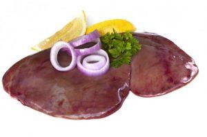бараняча печінка