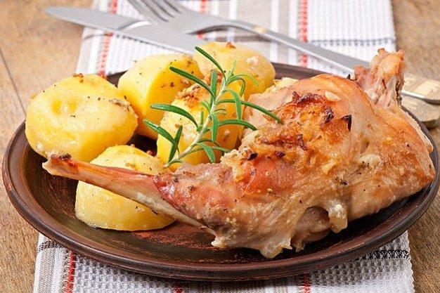 Фото - Мясо кролика – ценный диетический продукт