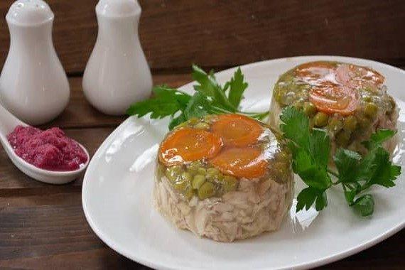 Фото - Индюшиное бедро — вызов кулинарному мастерству