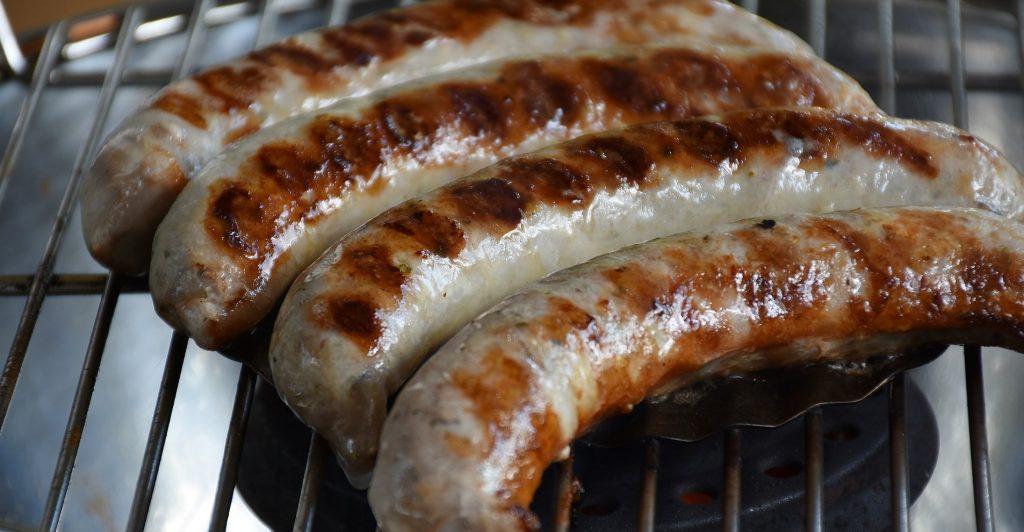 Фото - Куриные колбаски для гриля. И не только…