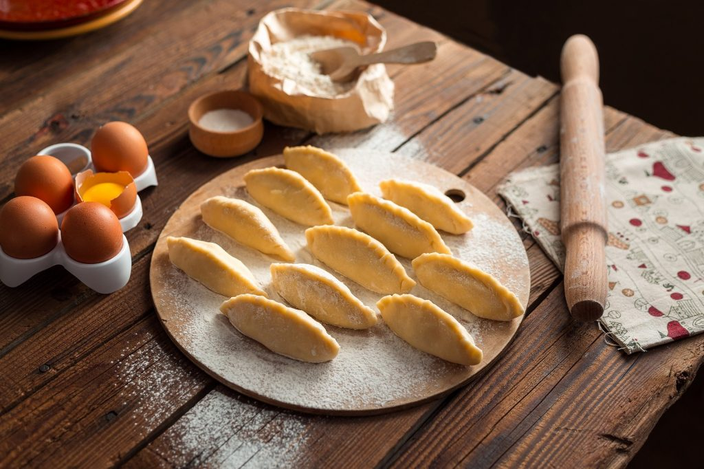 Фото - Вареники с картошкой - вкусный и сытный ужин