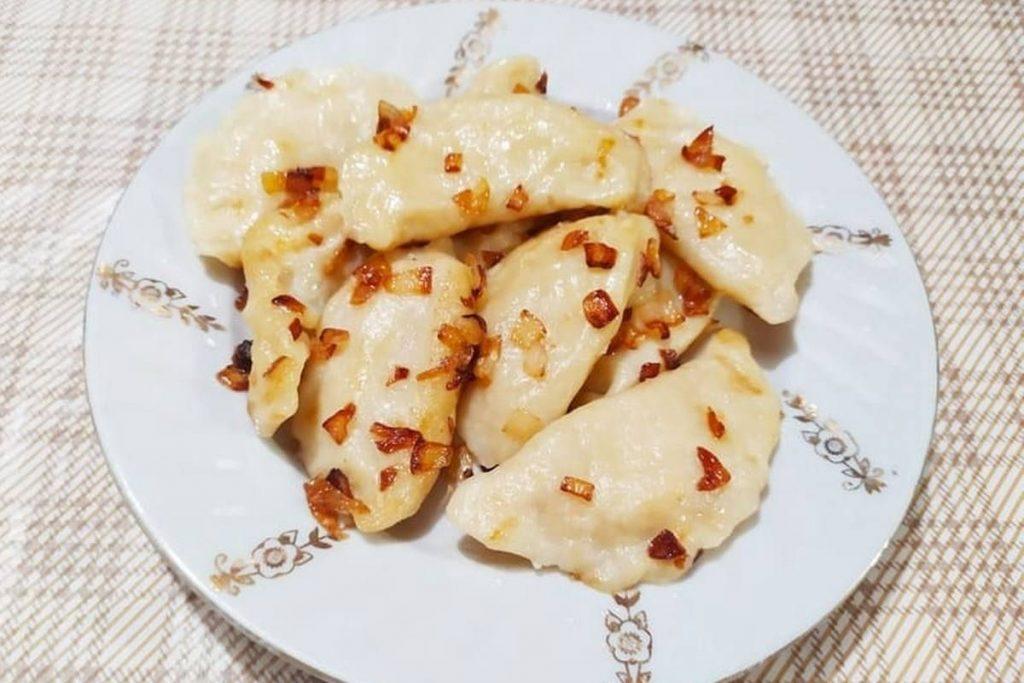 Фото - Вареники с мясом курицы - любимое украинское блюдо